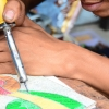 Thumbnail image for Why Is This Indonesian Man Tattooing Trash?