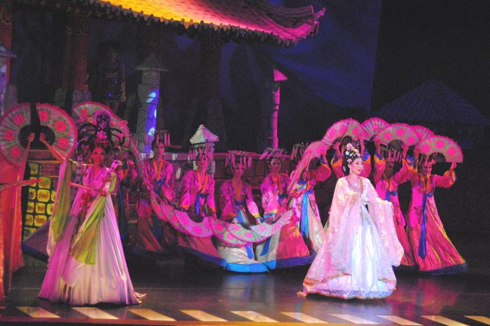 Tiffany's Show in Pattaya, Thailand