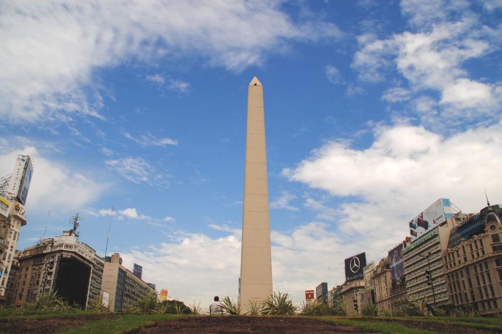 9 de Julio in Buenos Aires