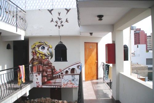 Hostels in South America