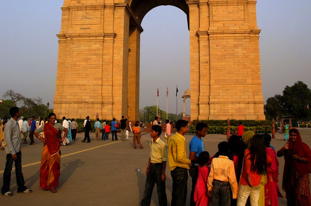 Travel in Delhi, India