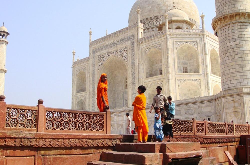 Visit India in 2021