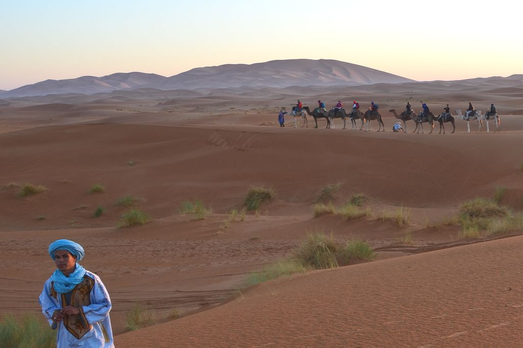 How to select a Sahara desert tour in Morocco