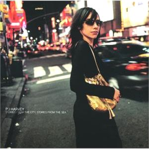 PJ Harvey Stories from the City Stories from the Sea My Favorite Albums to Listen to While Traveling