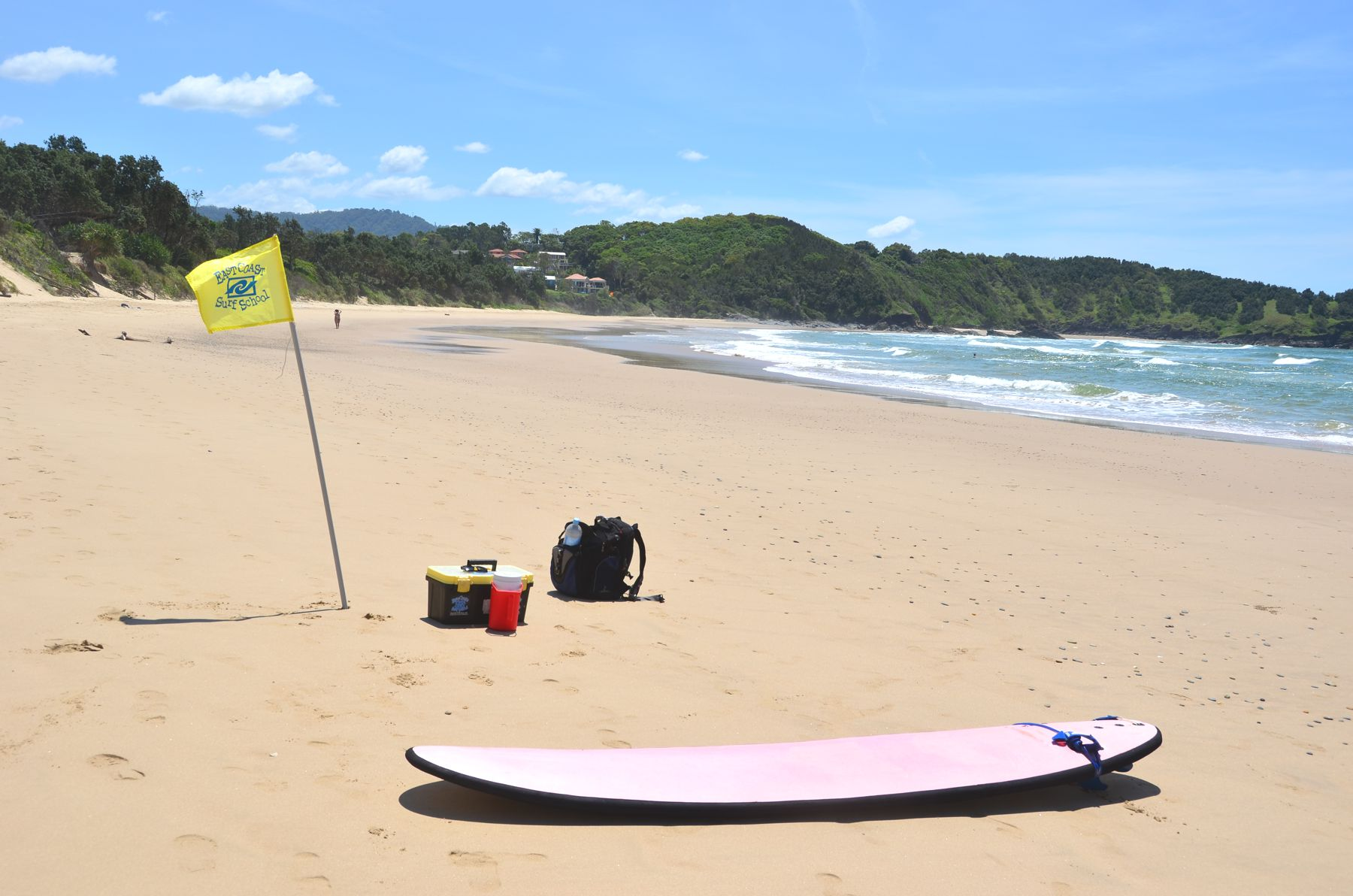 East Coast Surf School in Australia