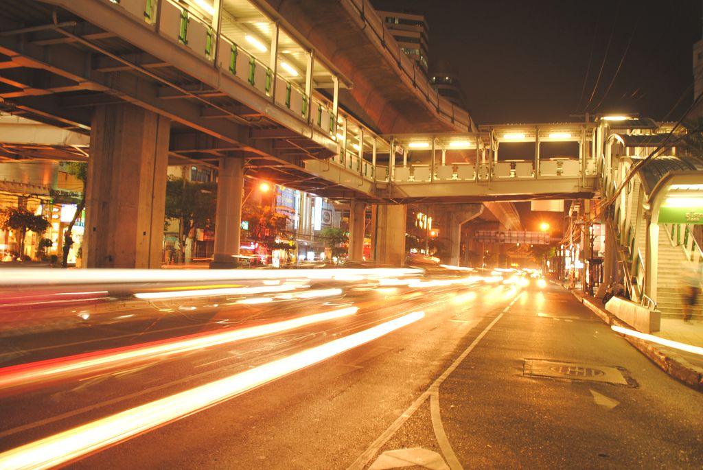 Bangkok Weekend Travel