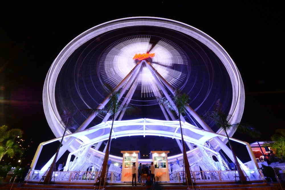 Asiatique Sky Ferris Wheel