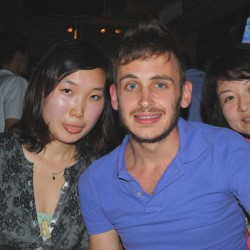 Foreign English Teacher in Shanghai