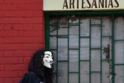 AnonymousInBogota 249x167 May Day Travel in Bogotá, Colombia