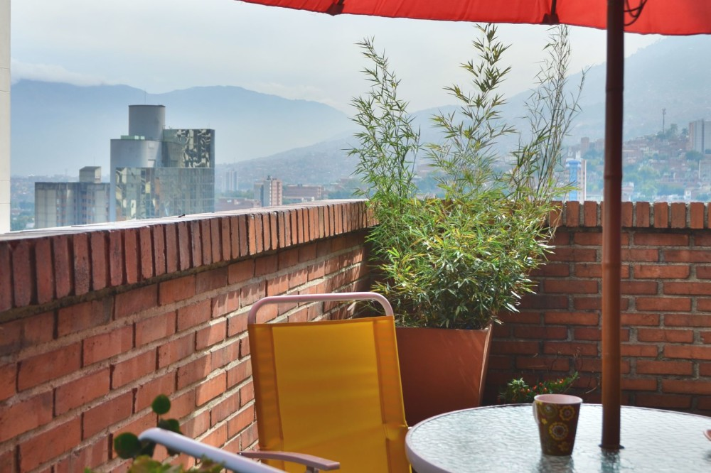 Paisa Sky apartments Medellín Colombia