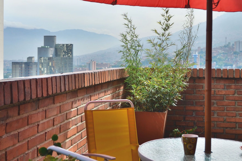 Paisa Sky apartment Medellín