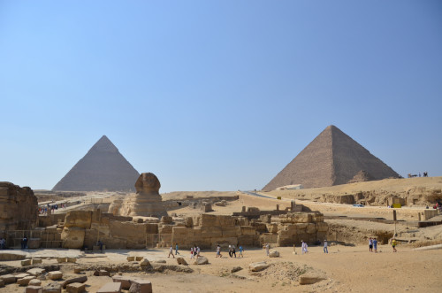 Giza Pyramids 500x331 Alternative Gambling Destinations