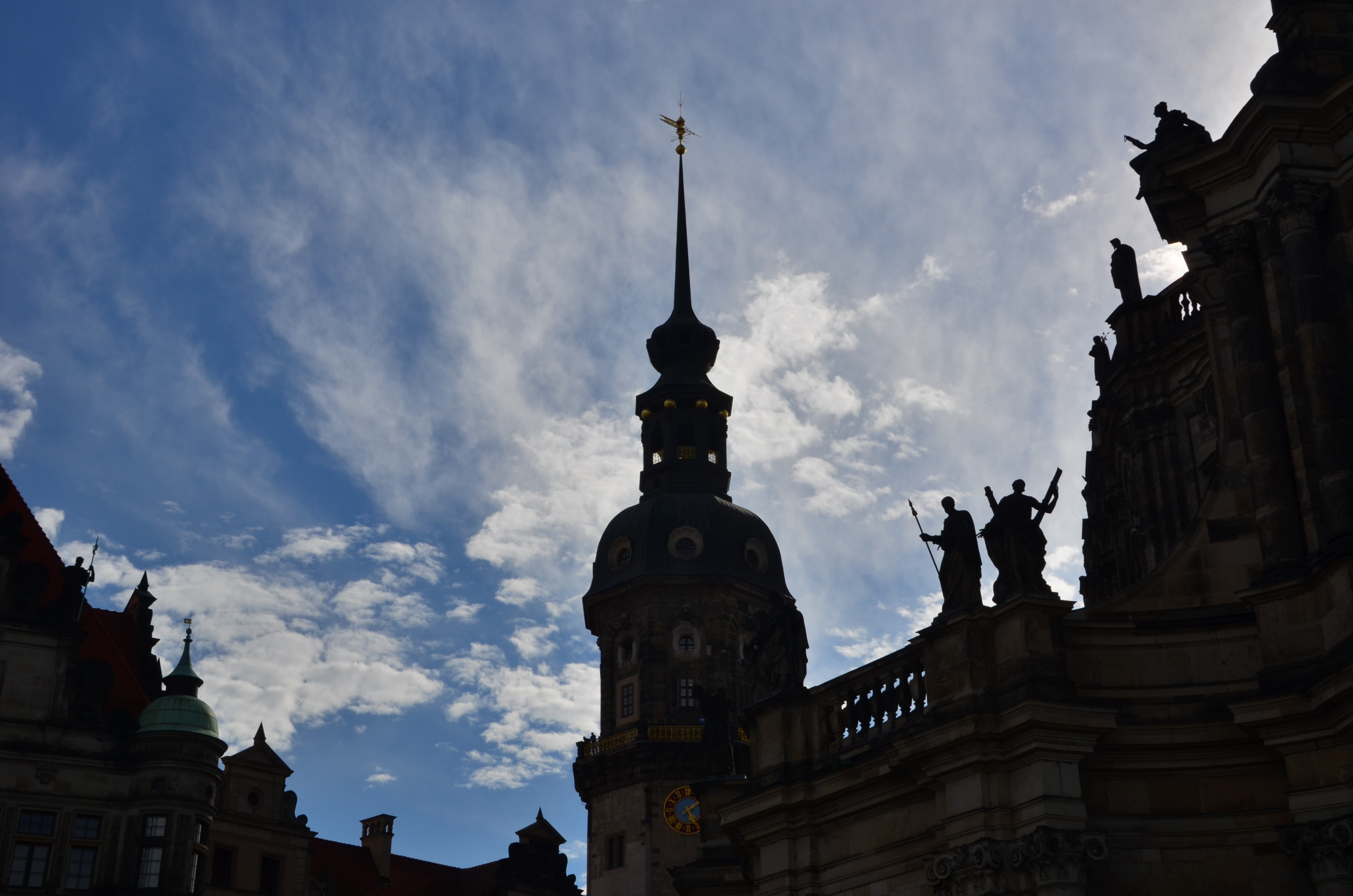 Dresden, Germany Old City