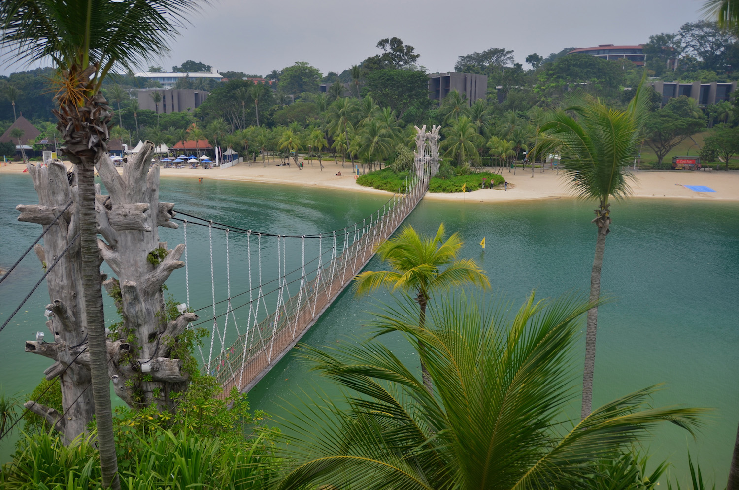 Where Are The Nicest Singapore Beaches?