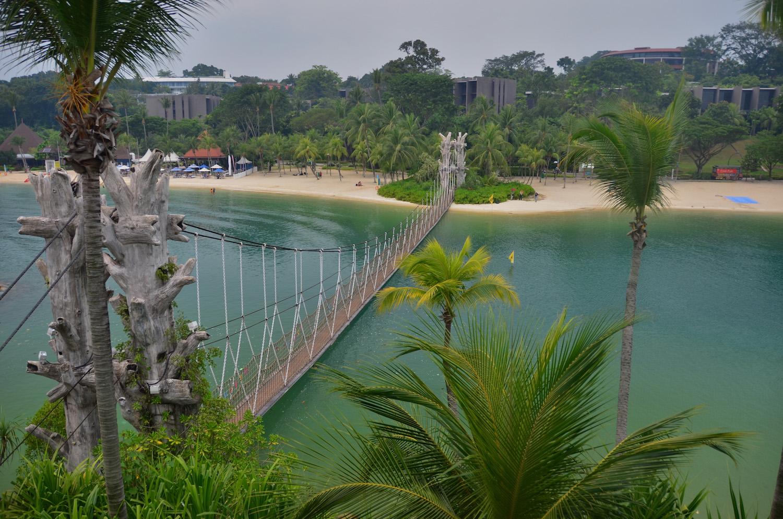 Island Singapore Beach