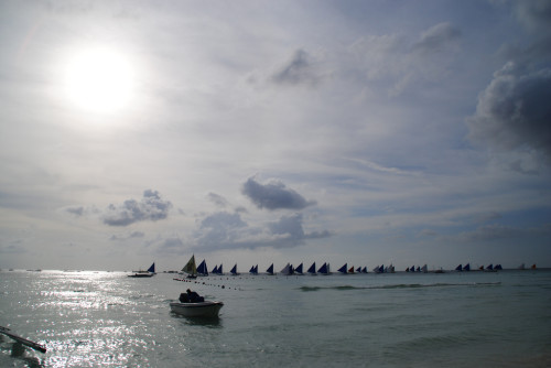 Sunset Boracay Philippines 500x334 Pagudpud: The Philippines Own Hawaiian island