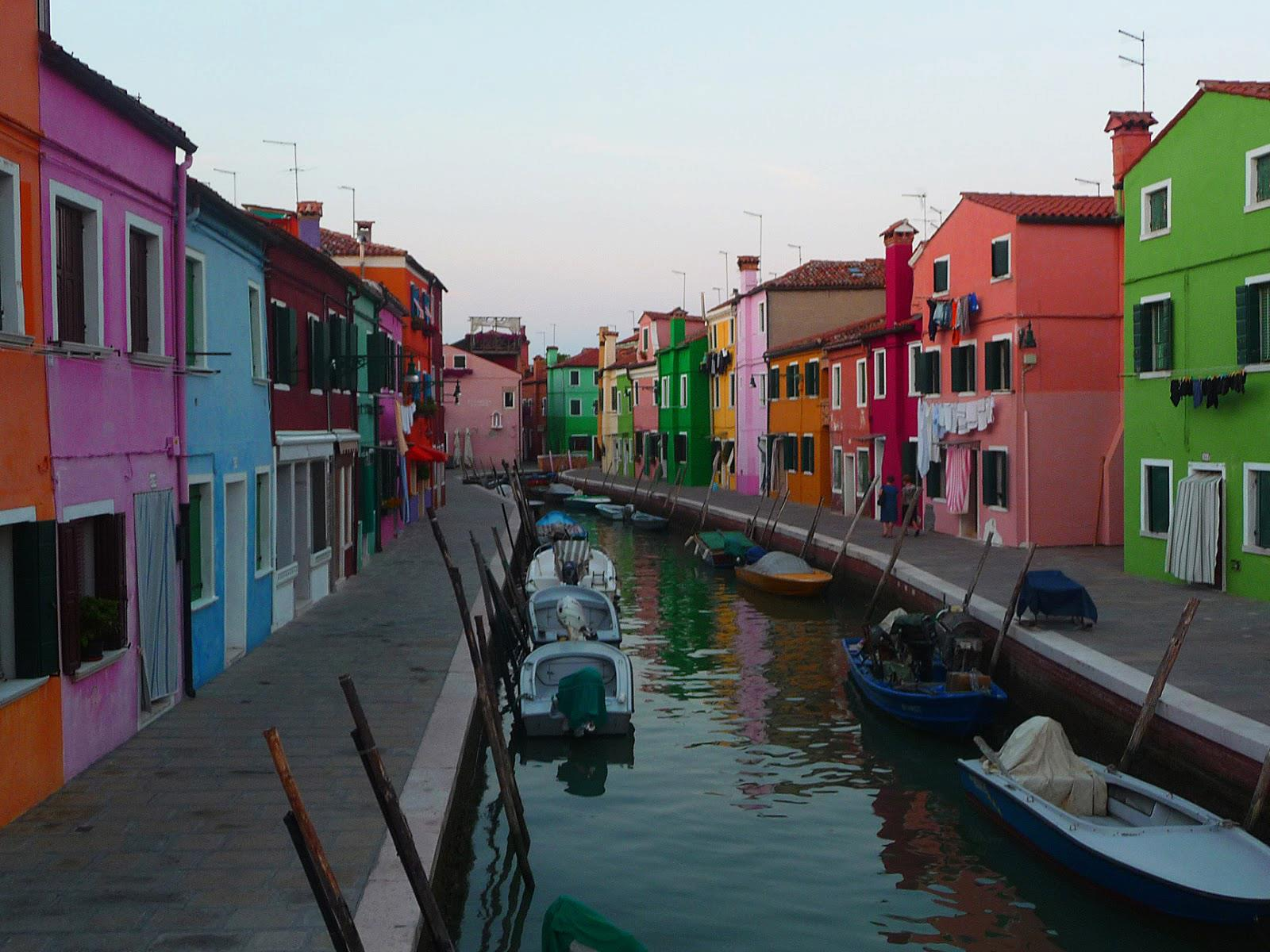 Burano INTERVIEW: For The Love of Italy