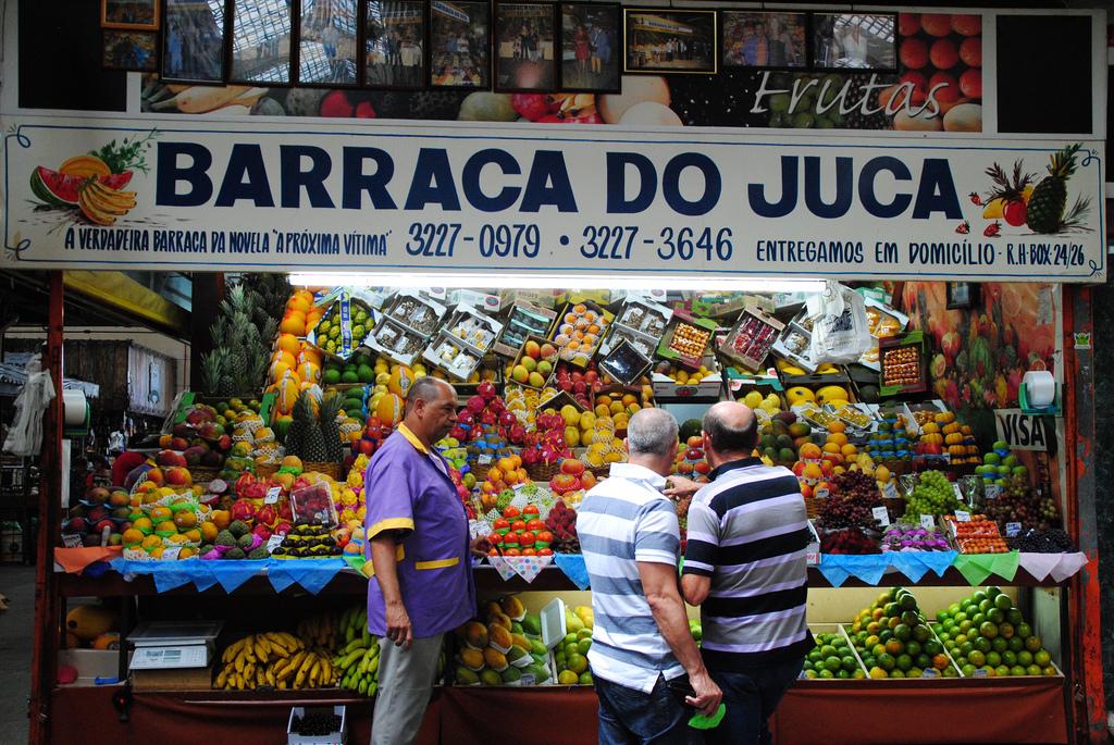 One Day in São Paulo, Brazil