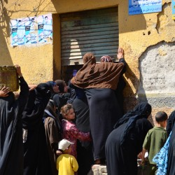 Poor Women in Dashur Egypt