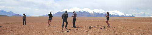 Generally-speaking, Bolivia's climate has more in common with snow-capped mountains than arid plateaus