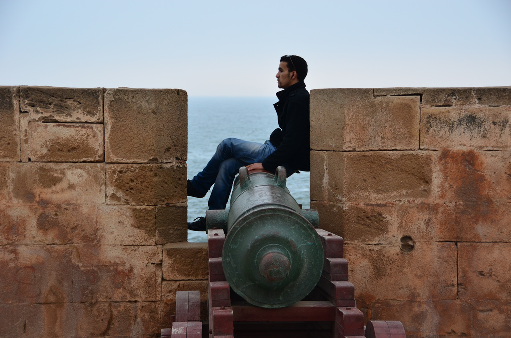 Cannon in Essaouira Morocco The Best of Morocco in 10 Days