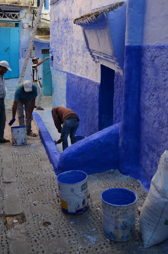 Chefchaouen Morocco Blue City The Best of Morocco in 10 Days