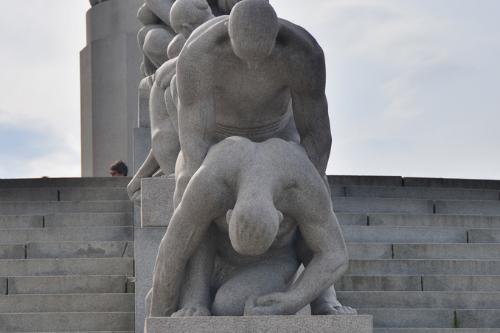 Men Having Sex