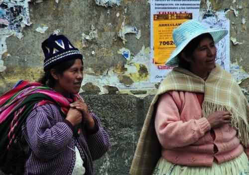 Inca Women in Bolivia