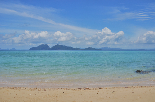 Think of Koh Kradan, Thailand as your own, personal island