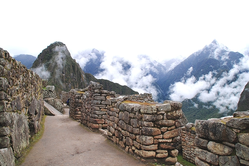 Machu Picchu is reflective of much of Andean South America's climate, even if it isn't particularly high