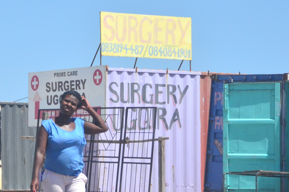 Although medical services are available in Khayelitsha, their quality is questionable at best