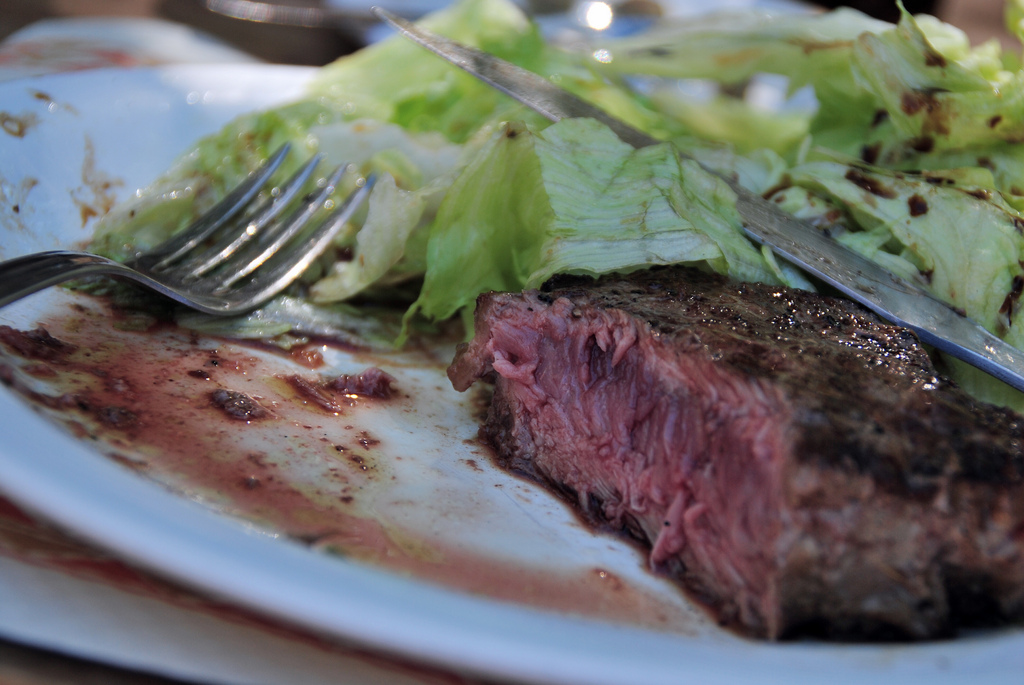 Argentina's wine country near Mendoza is also a great place to enjoy prime Argentine beef