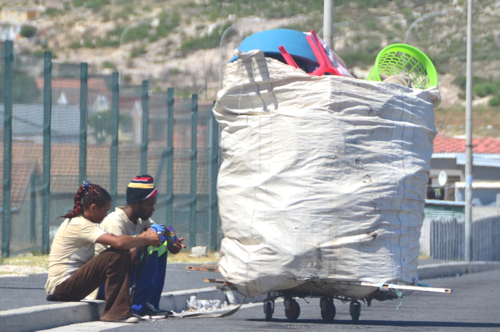 Khayelitsha is part of an ambitious recycling project
