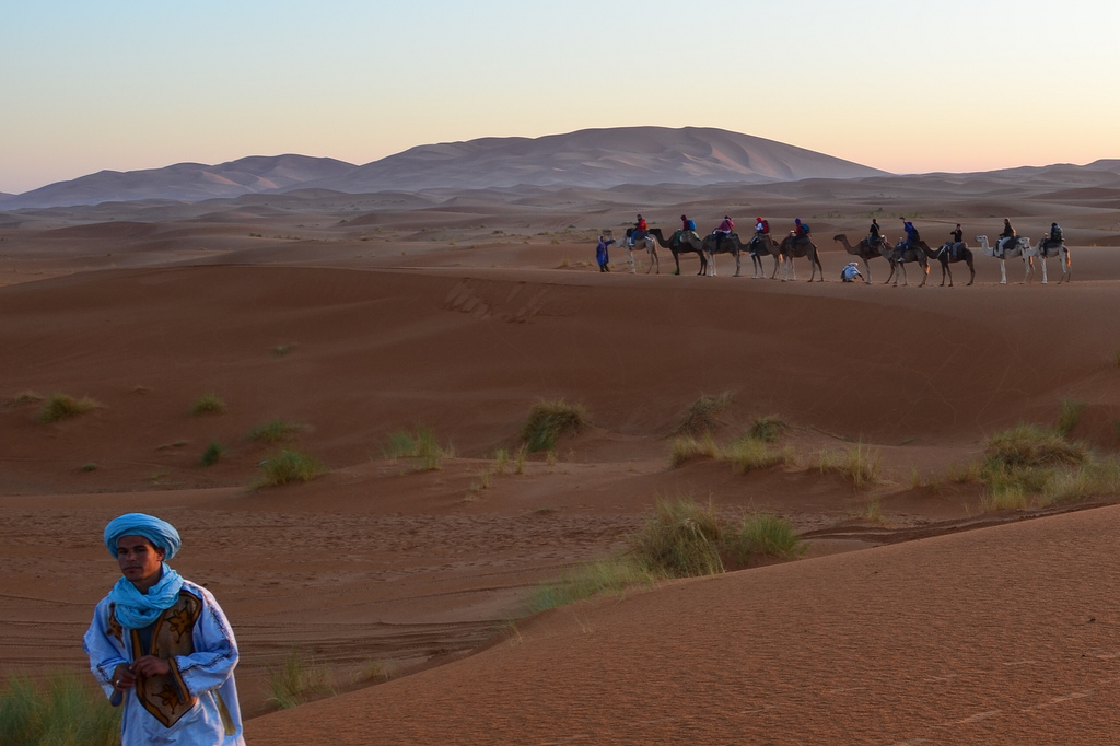 Sahara Desert Merzouga Morocco The Best of Morocco in 10 Days