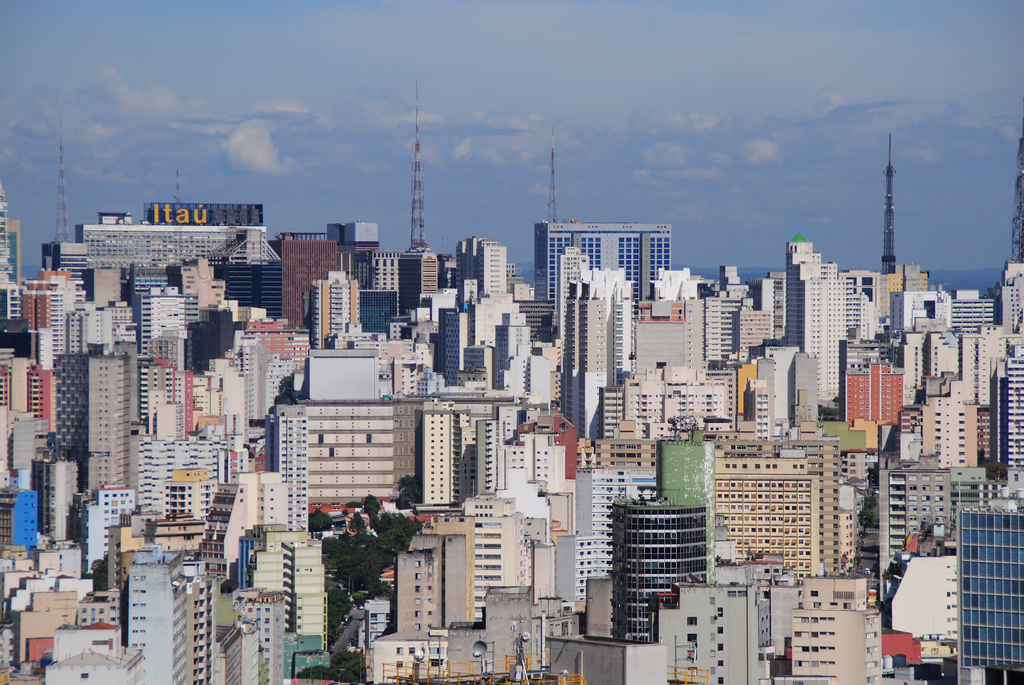 Many visitors to São Paulo are surprised by the sheer scale of the city