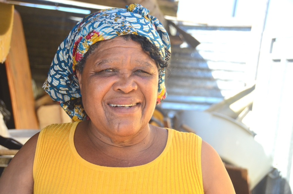 Phumlani Soup Kitchen is run by ordinary Khaelitsha residents