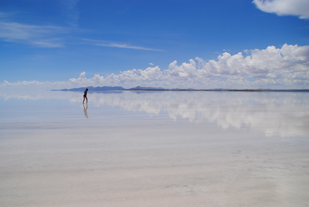 Bolivia's otherworldly Uyuni Salt Flats