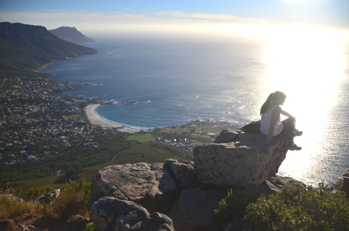 Atlantic Point in Cape Town provides easy access to many Cape Town attraction, such as Lion's Head mountain