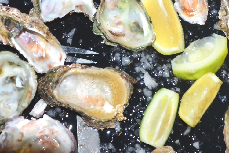 If you love oysters, however, you'd be silly not to stop in Knysna