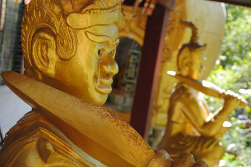 Myanmar Statues