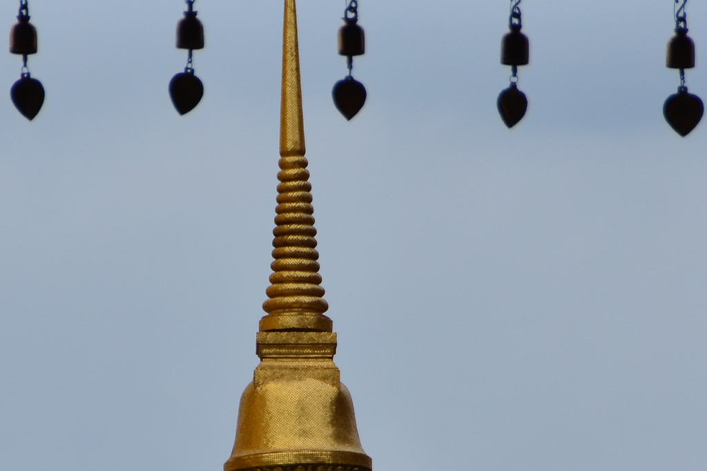 The Grand Palace is one of Bangkok's top tourist destination