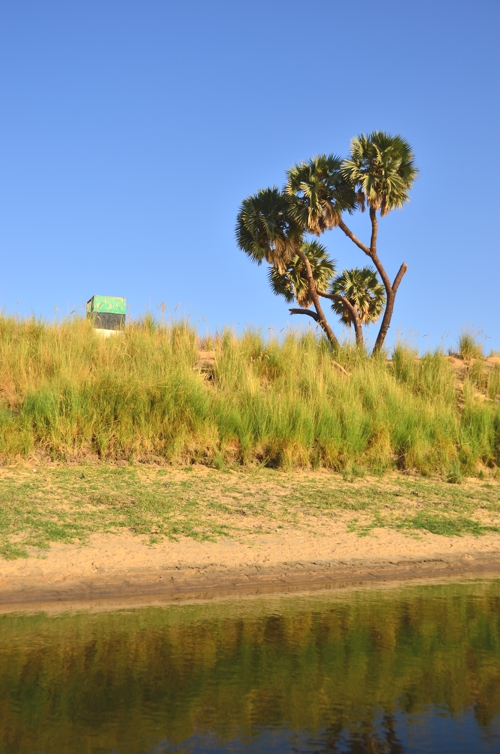 Other Nile beaches, on the other hand, are more serene and unspoiled