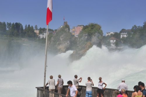 Switzerland Rheinfall
