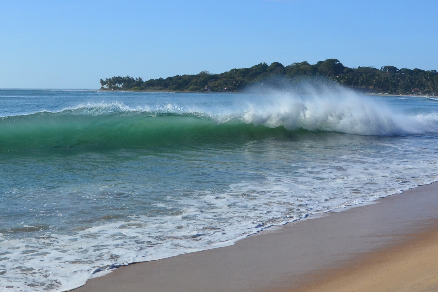 Arugam Bay Waves