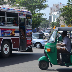 Colombo-Traffic