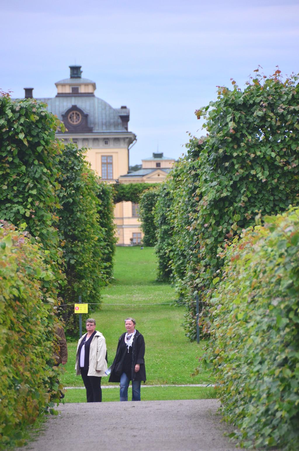 Drottningholm Palace Stockholm Sweden