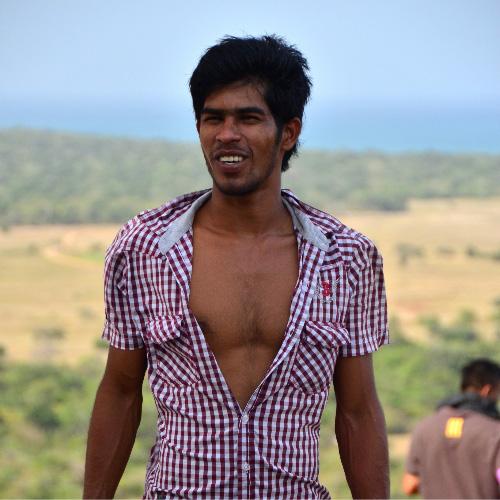 Sexy Sri Lankan Guy