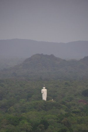 Buddha in Sigiriya