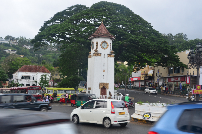 Kandy Clock Tower