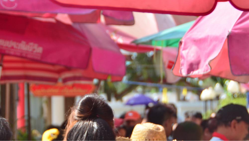 Koh Kret Market